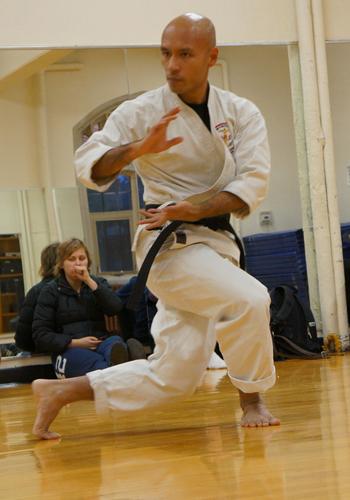 martial arts serie