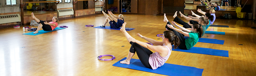 Notre Dame Recsports Fitness Featured Image Yoga