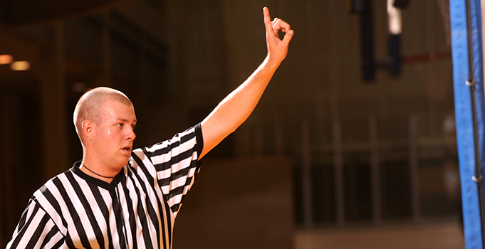 Need a job? Officiating is waiting for you!