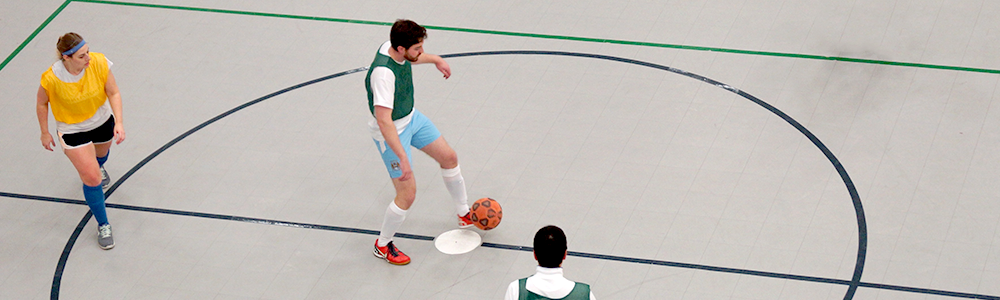 Notre Dame Recsports Intramural Sports Indoor Soccer Spring 2016 Featured Image