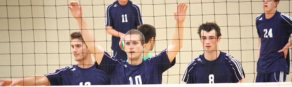 Notre Dame Recsports Club Sports Mens Volleyball Spring 2016 Featured Image