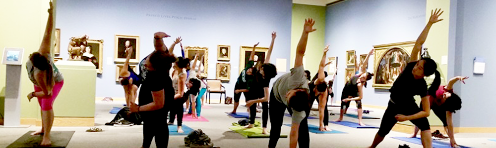 Notre Dame Recsports Summer Freebies Yoga At The Snite2 Summer 2016 Featured Image