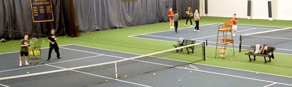 Notre Dame Recsports Advanced Beginner Tennis Featured Image
