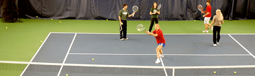Notre Dame Recsports Beginner Tennis Featured Image