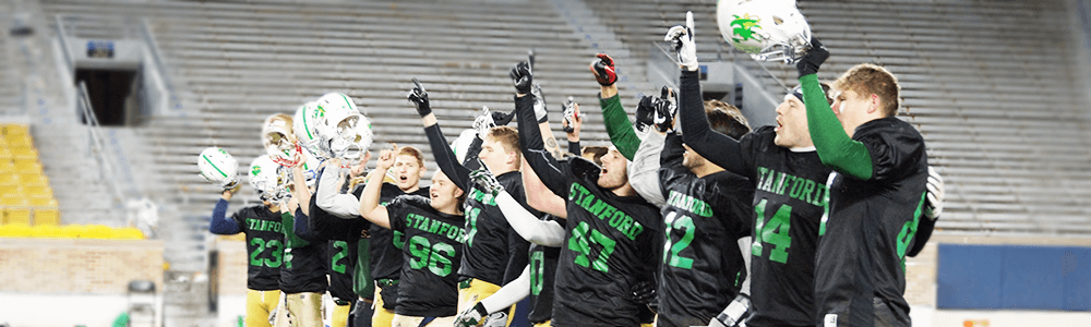 Notre Dame Recsports Stanford Hall Intramural Sports Featured Image