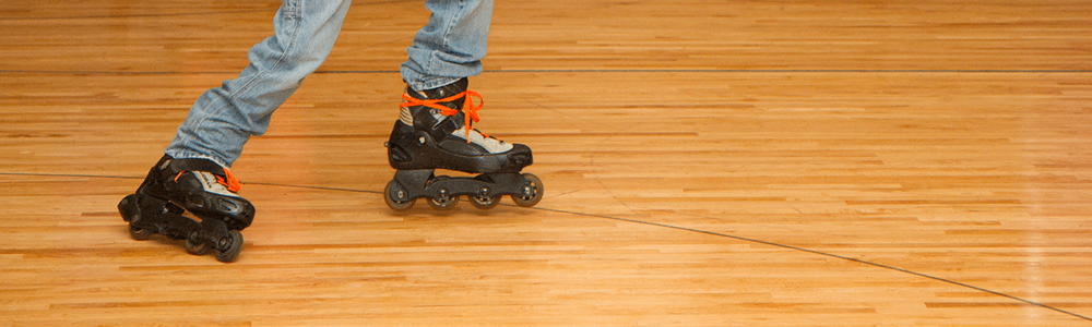 Notre Dame Recsports Family Fundays Roller Skating Featured Image