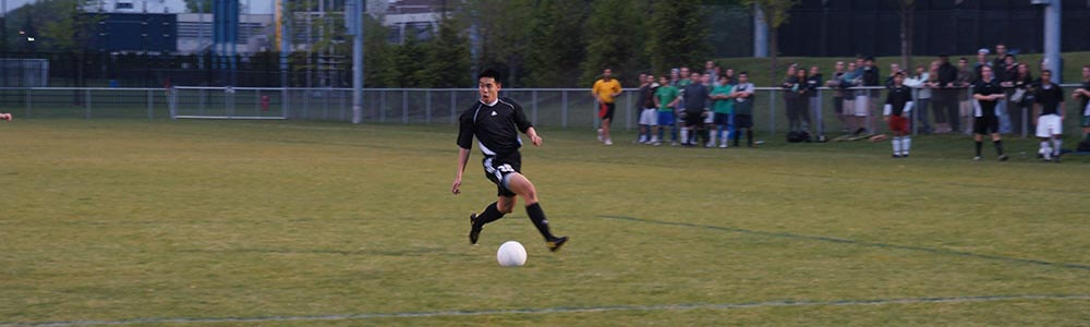 Notre Dame Recsports Intramural Sports Soccer 2017 Featured Image