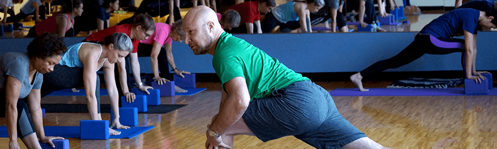 Notre Dame Recsports Fast Classes Yoga Steve Featured Image