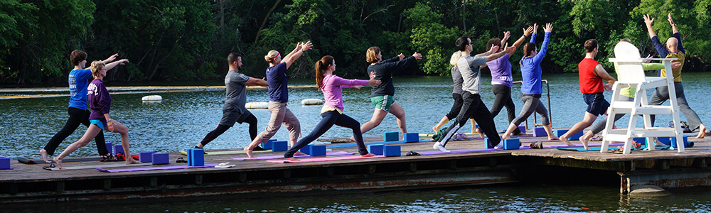 Yoga On The Dock Web Slider (Fall 17/18)