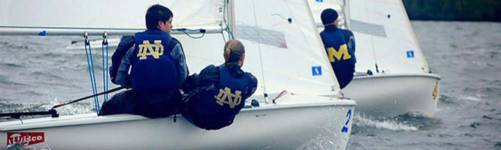 Notre Dame Recsports Club Sports Sailing Club Featured Image