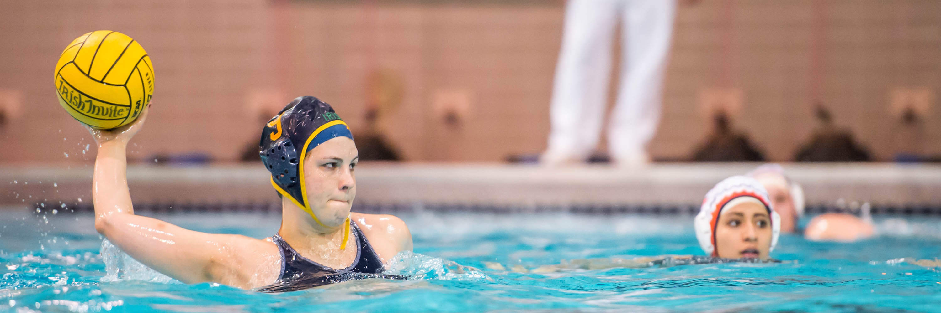 Notre Dame Recsports Club Sports Womens Water Polo Featured Image