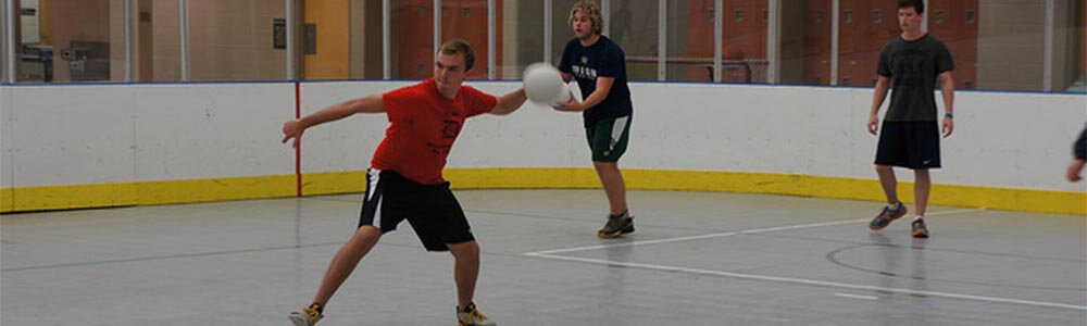 Dodgeball Featured