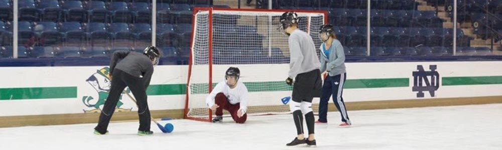 Broomball Featured