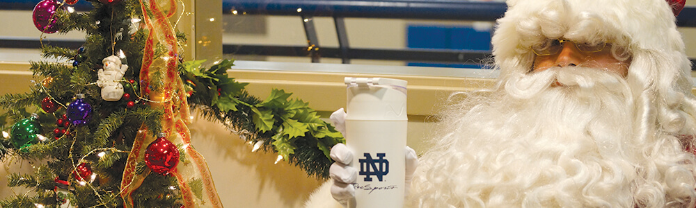 Notre Dame Recsports 12 Days Of Fitness 2017 Featured Image