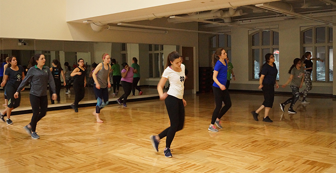 FREE Saturday Rotating Group Fitness Classes