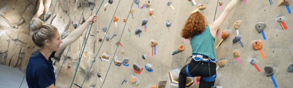 Notre Dame Recsports Climbing Bouldering Wall Attendant Featured Image 01