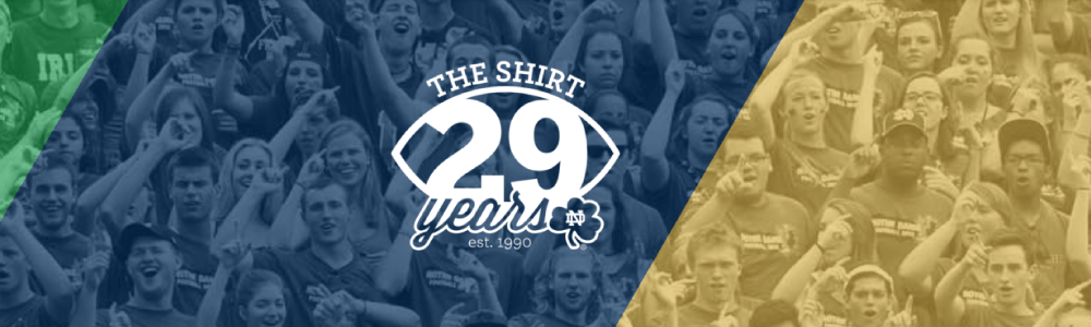 Notre Dame Recsports The Shirt Zumba Featured Image