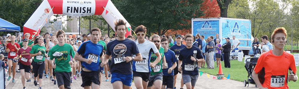 Domer Run 2018 Featured Image 1000 X 300