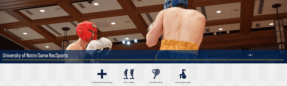 Notre Dame Recsports Recregister Member Portal 2 New Featured Image