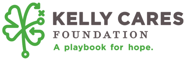 Kelly Cares Foundation Logo Full Color