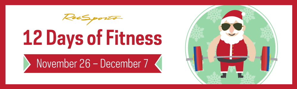 Notre Dame Recsports 12 Days Of Fitness Webslider 1000 X 300