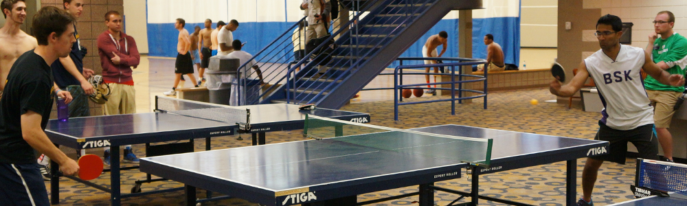 Notre Dame Recsports Interhall Table Tennis Featured Image Spring 2019