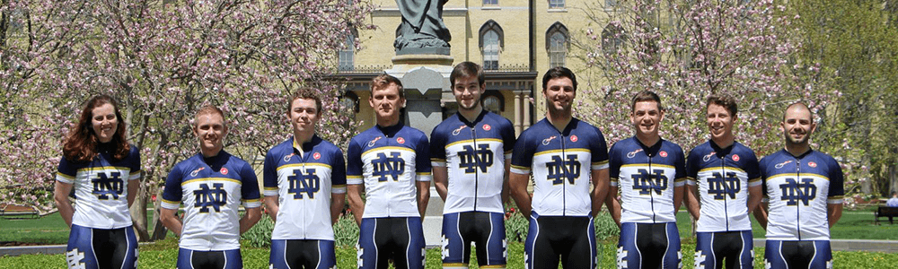 Notre Dame Recsports Club Sports Cycling Featured Image 1000 X 300
