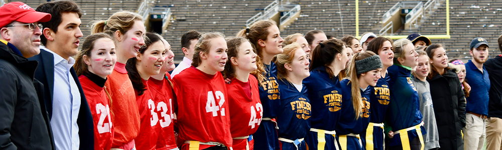 Notre Dame Recsports Intramural Sports Flag Football Featured Image 1000x300 3
