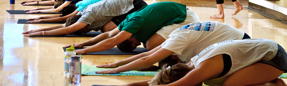 Notre Dame Recsports Fitness Yoga And Journaling Workshop Featured Image 1000x300