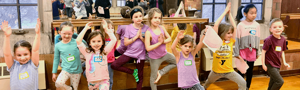 Notre Dame Recsports Fitness Workshops Yoga Mindfulness For Kids Featured Image 1000x300