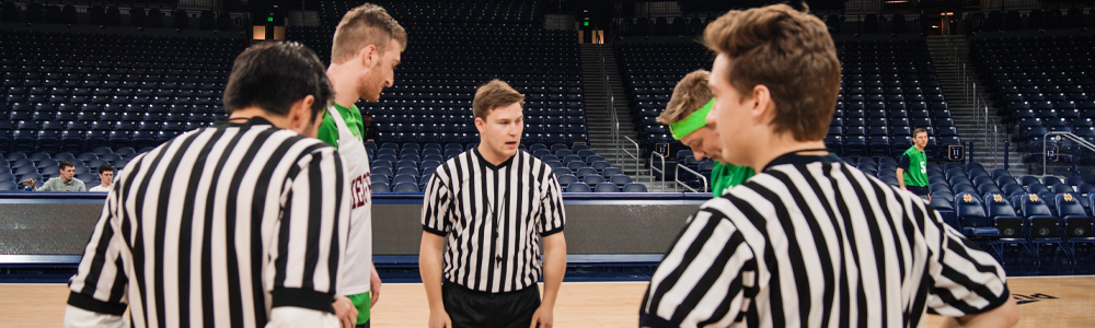 Notre Dame Recsports Officials Featured Image 1000x300