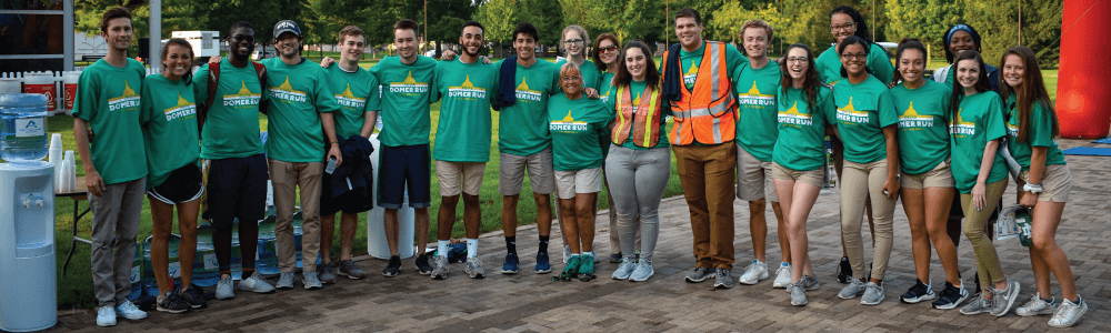 Notre Dame Recsports Domer Run Volunteers Featured Image 1000 X 300 Px