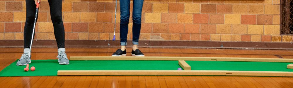 Notre Dame Recsports Fitness Putt Putt Mini Golf Featured Image 1000x300